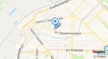 Кузбасс Недвижимость Сервис на карте