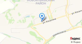 Центр аргонной сварки на карте