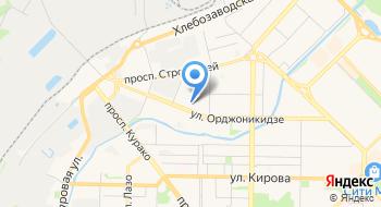 Центр бронирования Kuzuk на карте