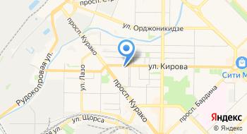 Люстра Чижевского на карте