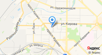 Новокузнецкий педагогический колледж на карте