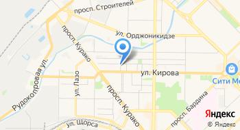 Ресторан Москва на карте