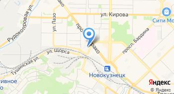 Сибирский Экспертно-Диагностический центр Проектстальконструкция на карте