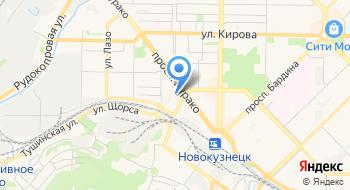 ВК на карте