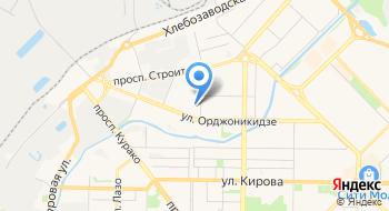 Следственный отдел по Новокузнецкому району на карте