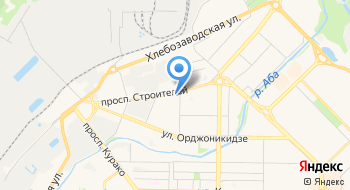 Бизнес-центр на Пирогова на карте
