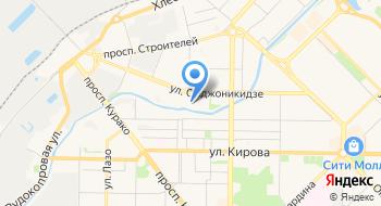 Yescape на карте