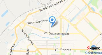 Транспортная компания Сибэкс на карте
