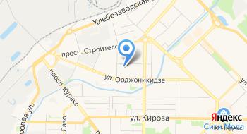Детский сад №268 на карте
