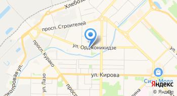 Центральный Районный Суд на карте
