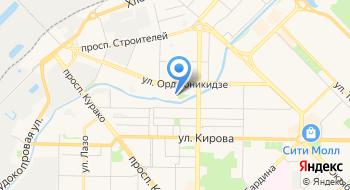 Общественная организация по защите прав потребителей, вкладчиков и акционеров г. Новокузнецка на карте