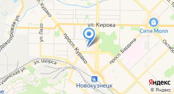 Коллегия адвокатов Шеманский и партнеры на карте