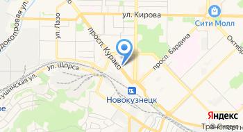 Отдел образования Комитета образования и науки Администрации г. Новокузнецка на карте