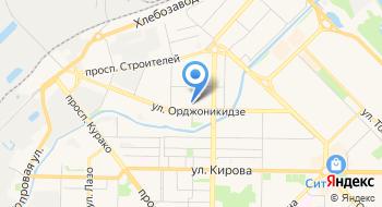 Федерация стрельбы из лука Кемеровской области на карте