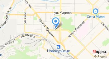 Магазин Медовый на карте