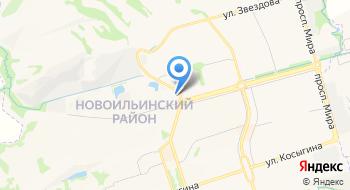 Пожарная часть № 5, 11 отряд Федеральной противопожарной службы по Кемеровской области на карте