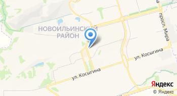 Сервисный центр КомпМастер на карте