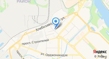Отдел полиции Центральный Управления МВД России по г. Новокузнецку на карте