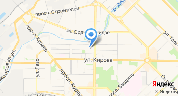 Мблпу КГБ № 1 Женская консультация на карте