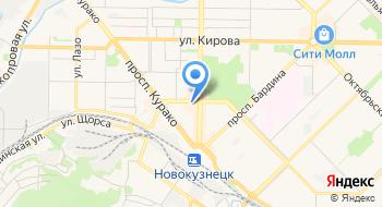 Платон, центр обслуживания на карте
