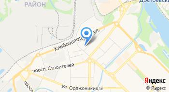 Окон управление МВД России по городу Новокузнецку на карте