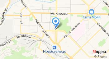 Мультибрендовый туристический оператор Фанспорт на карте