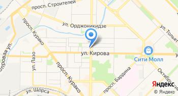 Новокузнецкий театр кукол Сказ на карте