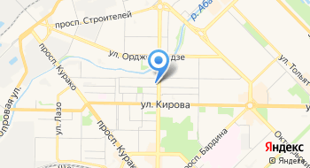 Нотариус Петрова Е.А. на карте