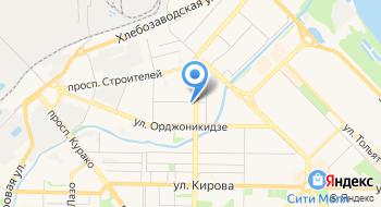 Фартов НК на карте