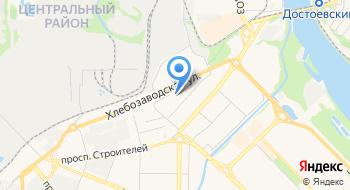 Призывной пункт отдела Военного комиссариата Кемеровской области по Центральному и Куйбышевскому району на карте