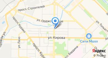 Новокузнецкий краеведческий музей на карте