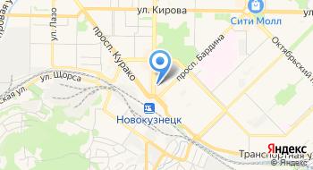 Приват-Отель на карте