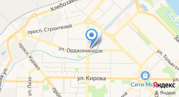 Новокузнецкая городская организация профсоюза работников народного образования и науки РФ на карте