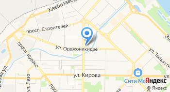 МБУ Управление по защите населения и территории г. Новокузнецка, отдел по Центральному району на карте