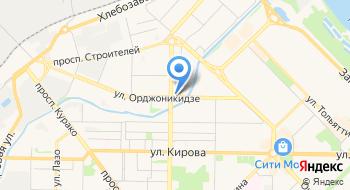 Администрация Центрального района на карте