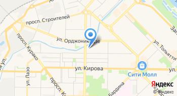 Сильные Магниты Новокузнецк на карте