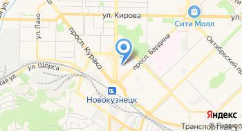 Главное Бюро Медико-Социальной Экспертизы по Кемеровской области, филиал № 24 Общего Профиля на карте