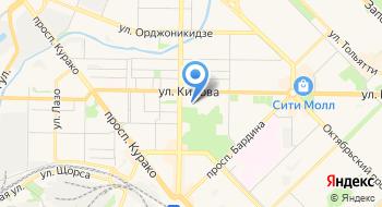 Магазин спортивного питания Power-NK на карте
