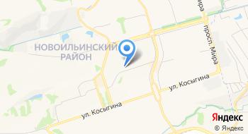 Физкультурно-оздоровительный комплекс Зсмк на карте