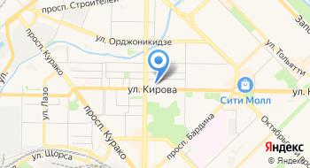 Мировые судьи Центрального района Судебный участок № 1 на карте