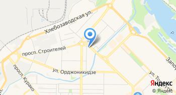 Управление МВД России по г. Новокузнецку на карте
