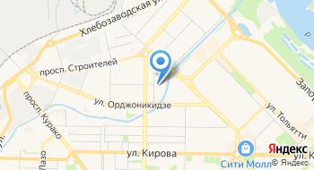 Станция технического обслуживания Автокласс на карте