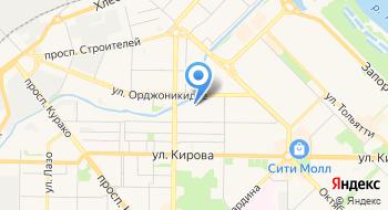 БТИ Филиал №12 города Новокузнецка на карте