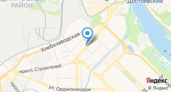 Новокузнецкий наркологический диспансер на карте