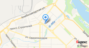 Муниципальное автономное учреждение Администрации города Новокузнецка центр содействия малому и среднему предпринимательству на карте