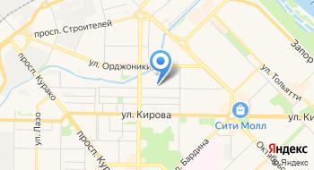 Новокузнецкий районный суд на карте