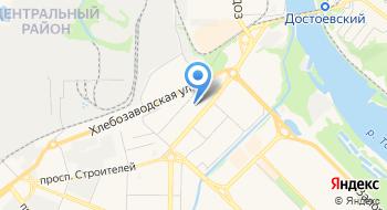 УПФР в Куйбышевском районе г.Новокузнецка Кемеровской области на карте