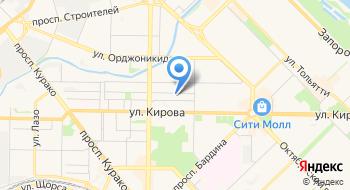 Новокузнецкий областной колледж искусств на карте