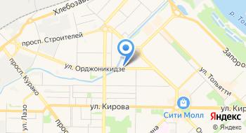 Торгово-офисный центр Green Нouse на карте