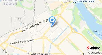 АЙТИ-СЕРВИС, группа компаний на карте